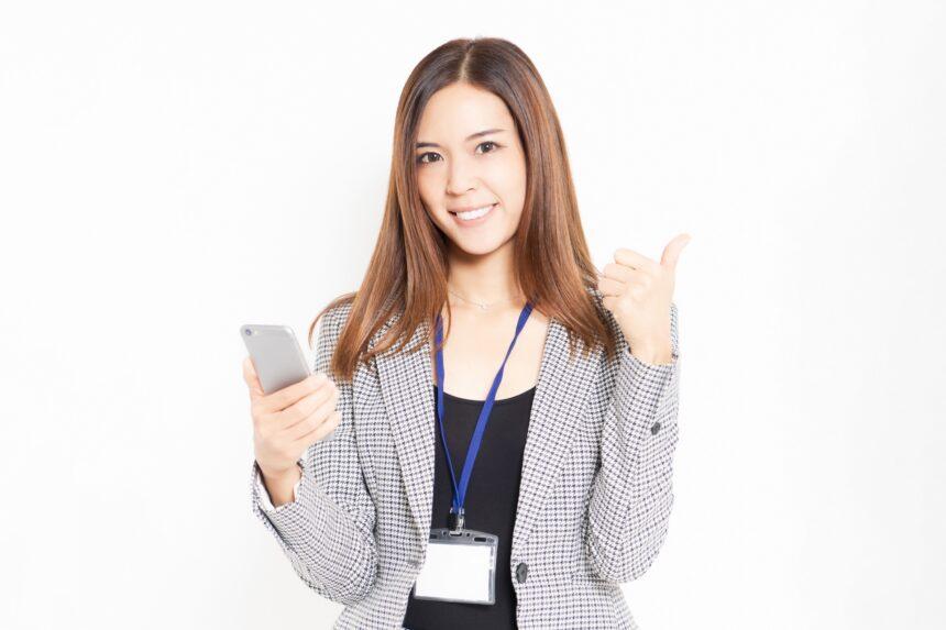 携帯求人サイト|モバコーデdeはたらく
